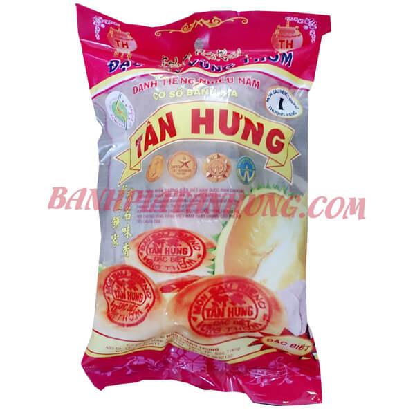 Bánh Pía Tân Hưng Sen môn