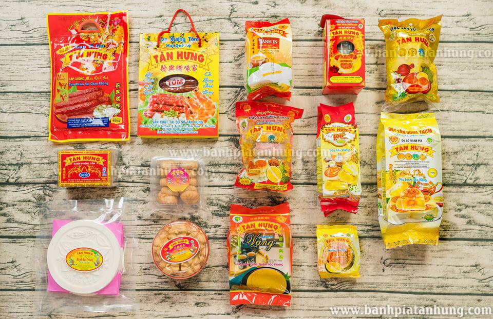 Các sản phẩm của Tân Hưng